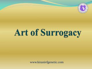 Art of Surrogacy