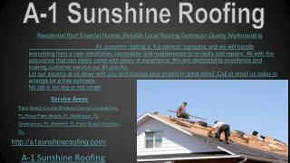 Palm Beach Roofing & Roof Repair | Tile Roofing, Metal Roofi