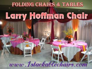 Larry Hoffman Chairs
