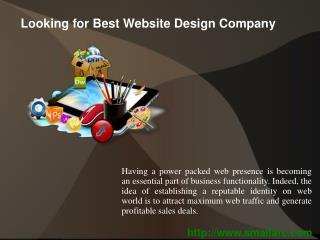 Looking for Best Website Design Company