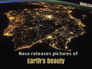 Earth's beauty