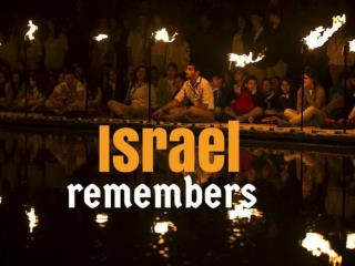 Israel remembers