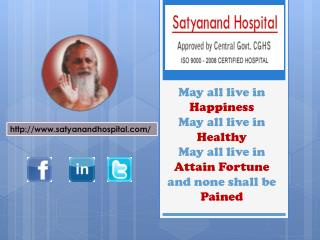 Satyanand Hospital | Happy assisted living in pune