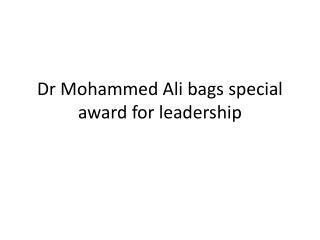Article P Mohamed Ali