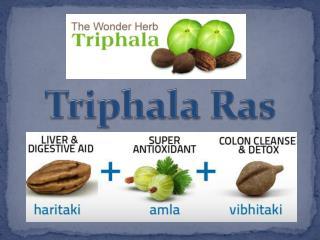 Search Triphala Ras
