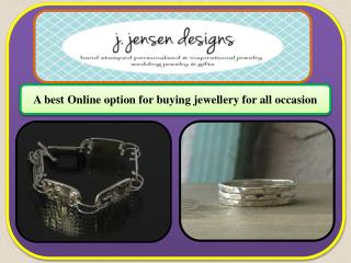 Custom hands stamped necklaces are a very popular trend whic