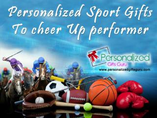 Personalized Sport Gifts For All Games
