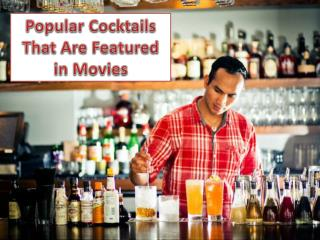 Movie Cocktails at Play HK's blog