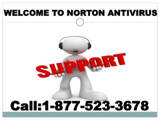 ##[[ 1-877-523-3678 ]] Norton Anti-Virus keeps crashing and