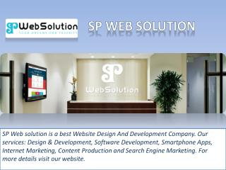 Best Website Design And Development Company