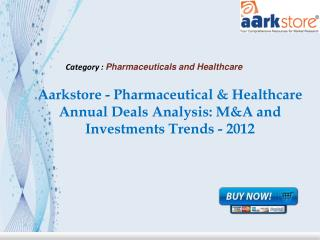 Aarkstore - Pharmaceutical & Healthcare Annual Deals