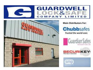 Guardwell Lock & Safe Ltd Supplies Domestic,Commercial Safe