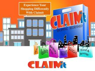 Claimit Online Deals and Coupons