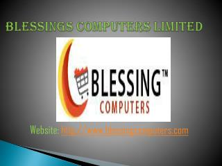 Blessing Computer A Top Consumer Electronics Shop Lagos