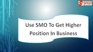 SMO Services In Hyderabad - Saga Biz Solutions