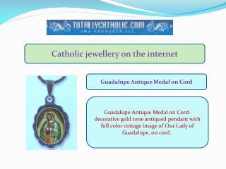 Catholic Jewelry Store