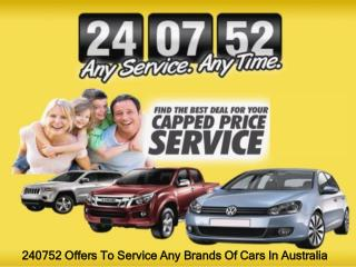 240752 Offers To Service Any Brands Of Cars In Australia