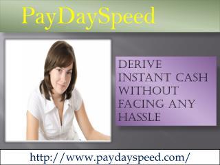 Www Paydayspeed Com