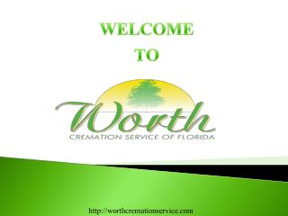Cremation Process in florida