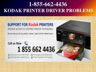 #1 855 662 4436 Kodak Printer Technical Issues--Printer Not