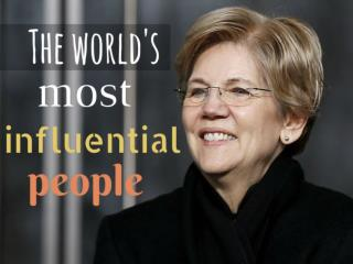 The world's most influential people