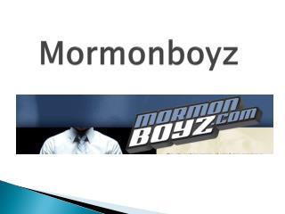 Mormon Sex   Mormonboyz