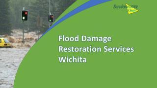 Flood Damage Restoration Services Wichita