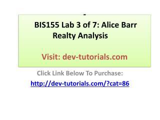 CIS115 Week 3 Lab Decision Calendar
