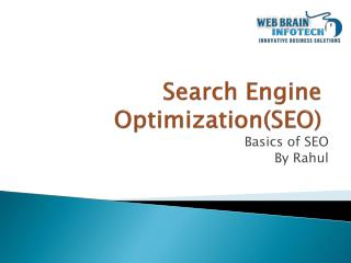 What is SEO and Why It is Useful for Online Business?