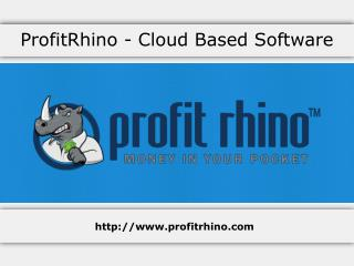 HVAC Service Pricing Guide   855-710-2055  ProfitRhino