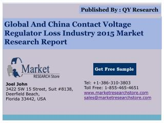 Global and China Contact Voltage Regulator Loss Industry 201