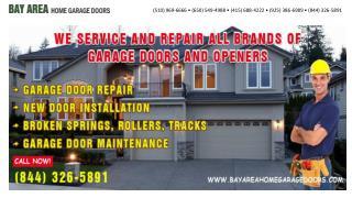 Bay Area Home Garage Doors