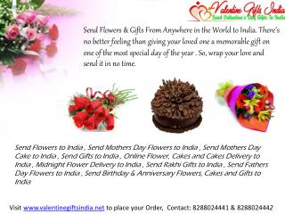 Send Gifts and Flowers Online