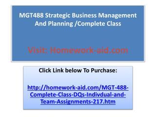 mgt 488 final business plan
