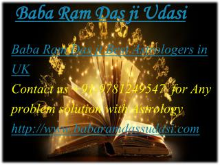 Best Astrologer In UK Baba Ram Das ji Udasi