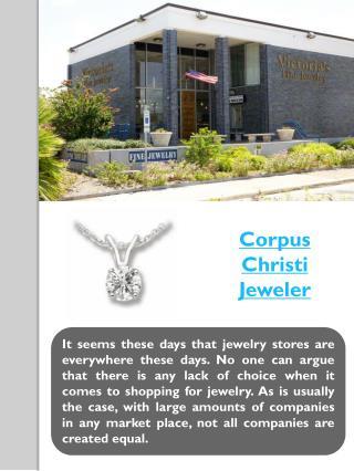 Jewelry Store Corpus Christi