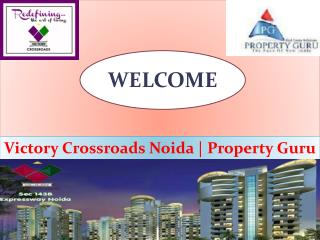 Victory Crossroads Apartments in Noida