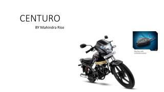 Centuro by Mahindra Rise