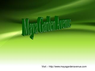 Maya Garden Avenue