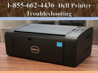 1 855 662 4436| Dell Printer Technical Support Number|USA/C