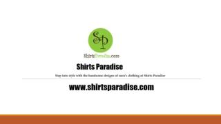 Mens No Iron Dress | Cheap Shirts For Men | Shirtsparadise.c