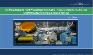 Ink Manufacturing Plant | Market Trends, cost