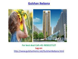 Gulshan Ikebana Residential Apartments