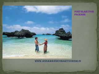 Port Blair Tour Package