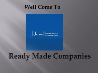 Ready Made Companies