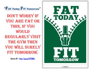 Gym Quotes Poster