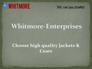 Whitmore-Enterprises PPT