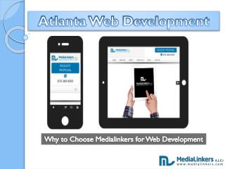 Atlanta Web Development, Web Design and SEO Company