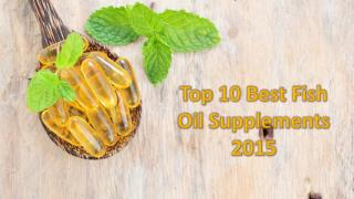 Top 10 Best Fish Oil Supplements 2015