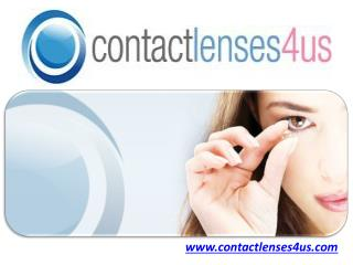 Contact Lenses Without Prescription - Contactlenses4us.com